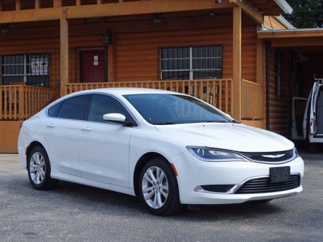 2016 Chrysler 200 Limited San Antonio , Texas 0