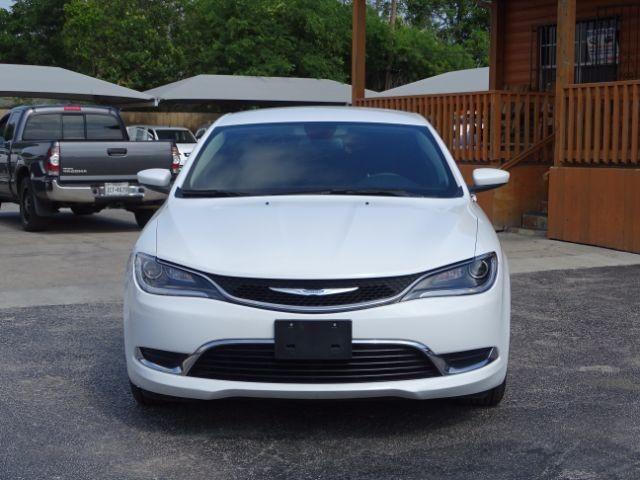 2016 Chrysler 200 Limited San Antonio , Texas 1