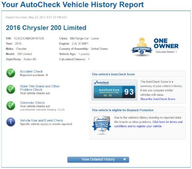 2016 Chrysler 200 Limited San Antonio , Texas 10