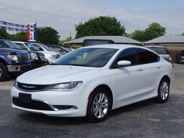 2016 Chrysler 200 Limited San Antonio , Texas 2