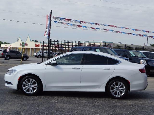 2016 Chrysler 200 Limited San Antonio , Texas 3