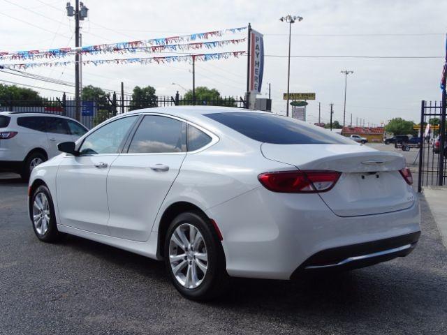 2016 Chrysler 200 Limited San Antonio , Texas 4