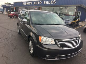 2016 Chrysler Town & Country Touring-L Anniversary Edition | Rishe's Import Center in Ogdensburg,Potsdam,Canton,Massena,Watertown,  New York