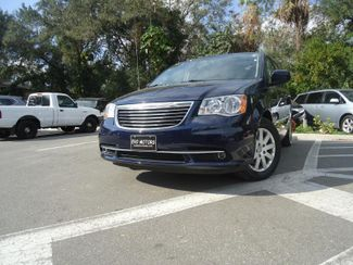 2016 Chrysler Town & Country Touring SEFFNER, Florida