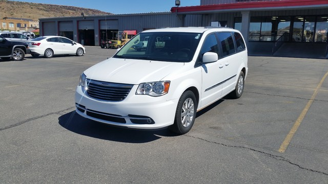 2016 Chrysler Town & Country Touring St. George, UT 2