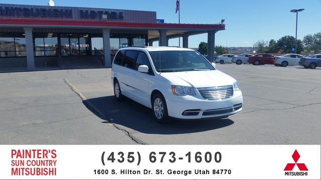 2016 Chrysler Town & Country Touring St. George, UT 0