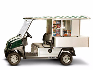 2016 Club Car Cafe Express San Marcos, California