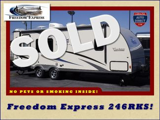 2014 Coachmen Freedom Express 246RKS Mooresville , NC