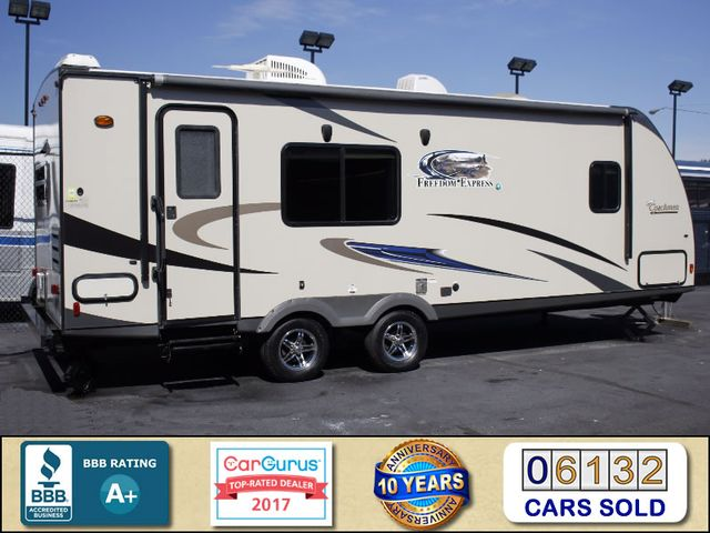 2014 Coachmen Freedom Express 246RKS Mooresville , NC 2