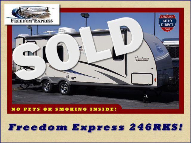 2014 Coachmen Freedom Express 246RKS Mooresville , NC 0