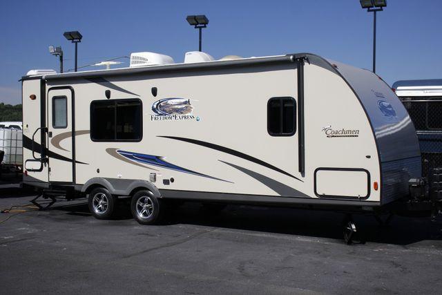 2014 Coachmen Freedom Express 246RKS Mooresville , NC 9