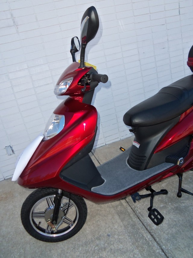 2017 Daix Electric Scooter Bike E-Bike Daytona Beach, FL 4