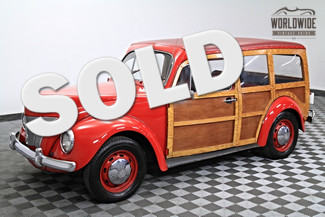 1940 Ford Woody (Woodie) in Denver Colorado
