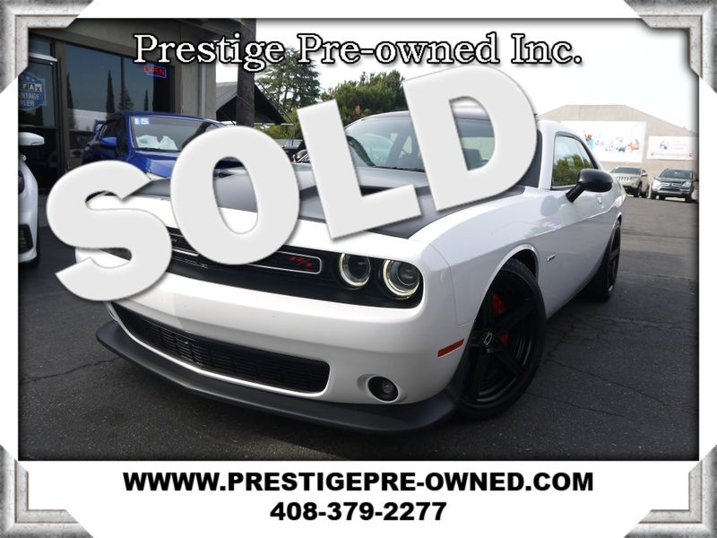 2016 Dodge CHALLENGER R/T PLUS ((**FACTORY WARRANTY**))  in Campbell CA