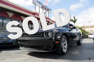 2016 Dodge Challenger SXT Hialeah, Florida