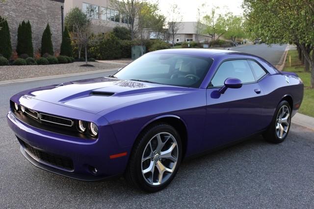 2016 Dodge Challenger SXT Plus Mooresville, North Carolina 56