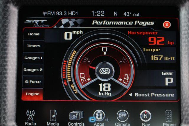 2016 Dodge Challenger SRT Hellcat - NAV - SUNROOF - 199 MPH TOP SPEED! Mooresville , NC 41