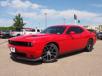 2016 Dodge Challenger R/T Scat Pack Pampa, Texas