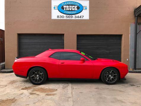 2016 Dodge Challenger R/T Scat Pack   Pleasanton, TX   Pleasanton Truck Company in Pleasanton, TX