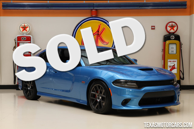 2016 Dodge Charger RT Scat Pack This Carfax 1-Owner 2016 Dodge Charger RT Scat Pack is in great