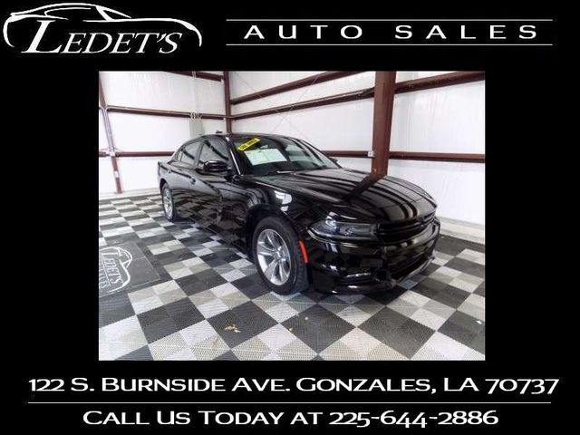 2016 Dodge Charger SXT - Ledet's Auto Sales Gonzales_state_zip in Gonzales Louisiana