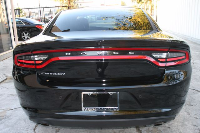 2016 Dodge Charger Police PPV Houston, Texas 4