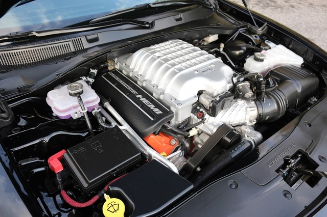 2016 Dodge Charger SRT Hellcat Mooresville, North Carolina 63