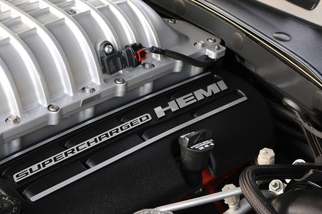 2016 Dodge Charger SRT Hellcat Mooresville, North Carolina 67