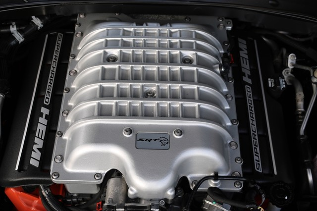 2016 Dodge Charger SRT Hellcat Mooresville, North Carolina 68