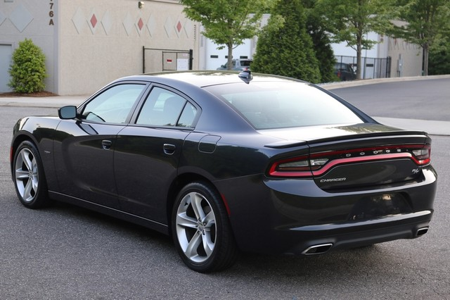 2016 Dodge Charger R/T Mooresville, North Carolina 4