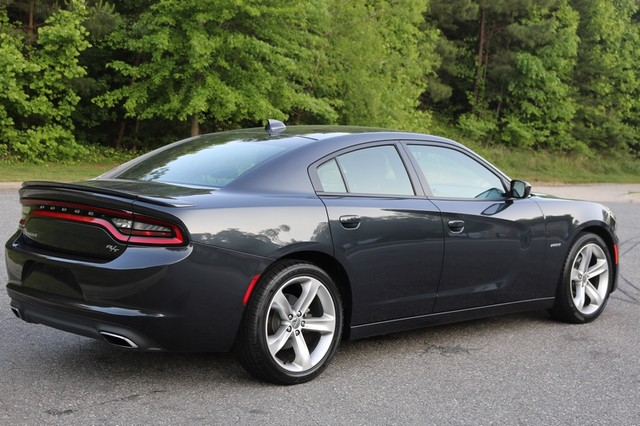 2016 Dodge Charger R/T Mooresville, North Carolina 39
