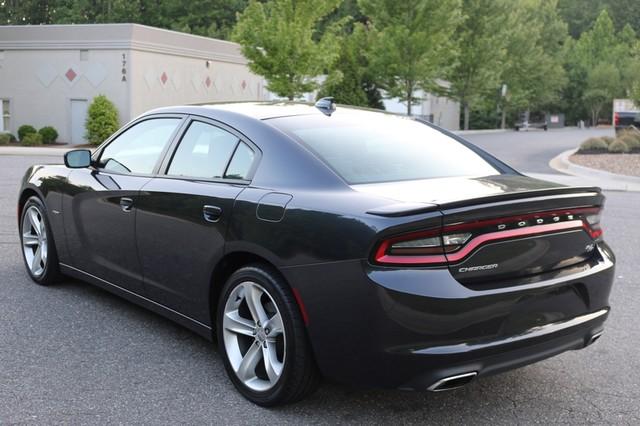 2016 Dodge Charger R/T Mooresville, North Carolina 145
