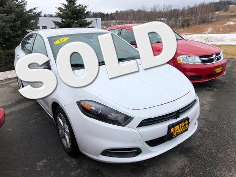 2016 Dodge Dart SXT in Derby, Vermont