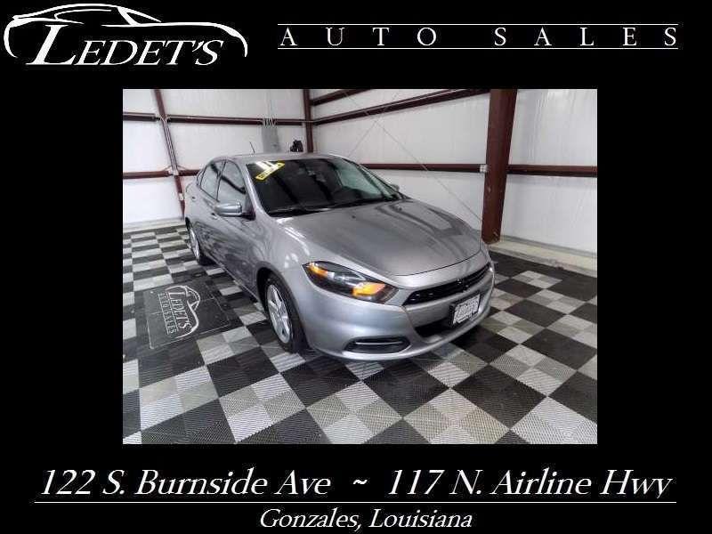 2016 Dodge Dart SXT - Ledet's Auto Sales Gonzales_state_zip in Gonzales Louisiana