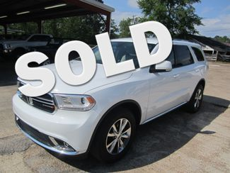 2016 Dodge Durango Limited Houston, Mississippi