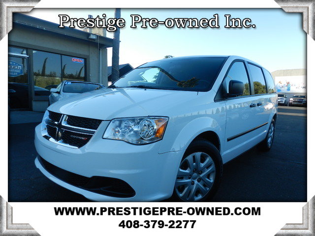 2016 Dodge Grand Caravan American Value Pkg  in Campbell California