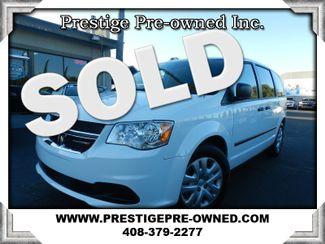 2016 Dodge Grand Caravan American Value Pkg  in Campbell CA