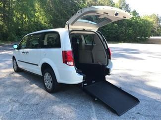 2016 Dodge Grand Caravan Handicap accessible wheelchair van Dallas, Georgia