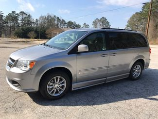 2016 Dodge Grand Caravan SXT handicap wheelchair accessible side entry Dallas, Georgia 1