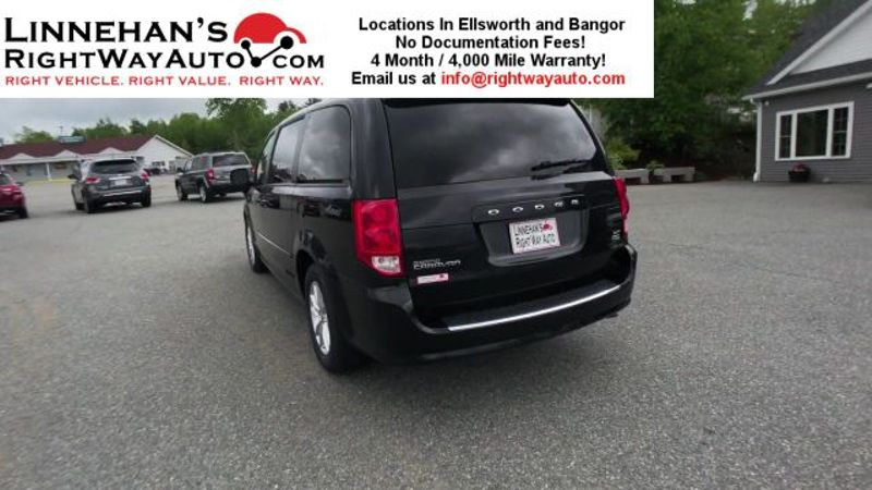 2016 Dodge Grand Caravan SXT  in Bangor, ME