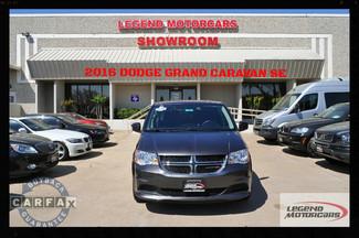 2016 Dodge Grand Caravan SE in Garland