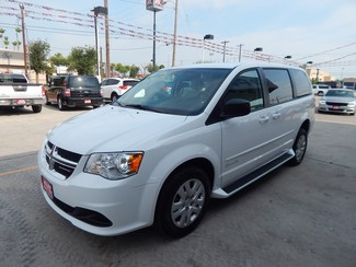 2016 Dodge Grand Caravan SE BraunAbility Harlingen, TX