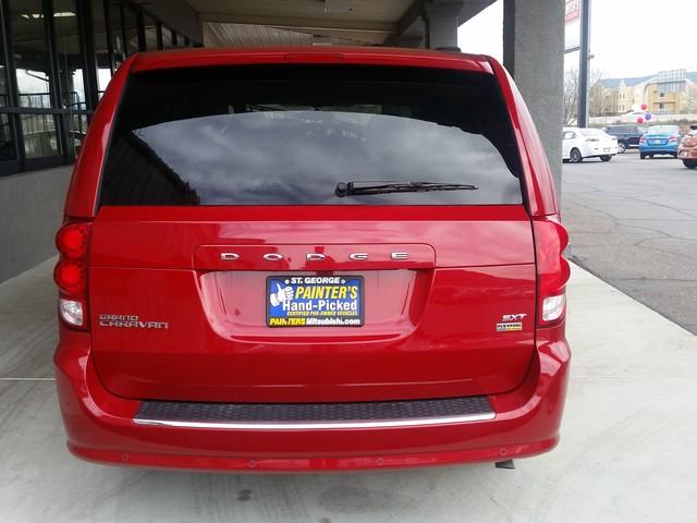 2016 Dodge Grand Caravan SXT St. George, UT 4