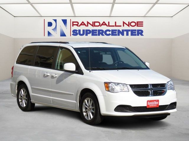 2016 Dodge Grand Caravan SXT | Randall Noe Super Center in Tyler TX