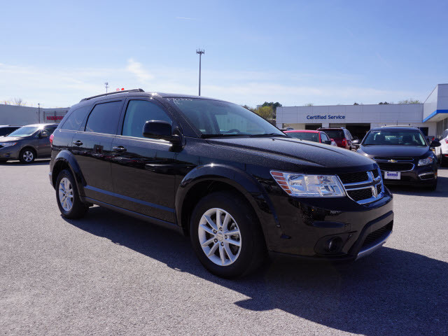 2016 Dodge Journey SXT Harrison, Arkansas 3