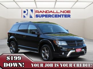2016 Dodge Journey Crossroad Plus | Randall Noe Super Center in Tyler TX