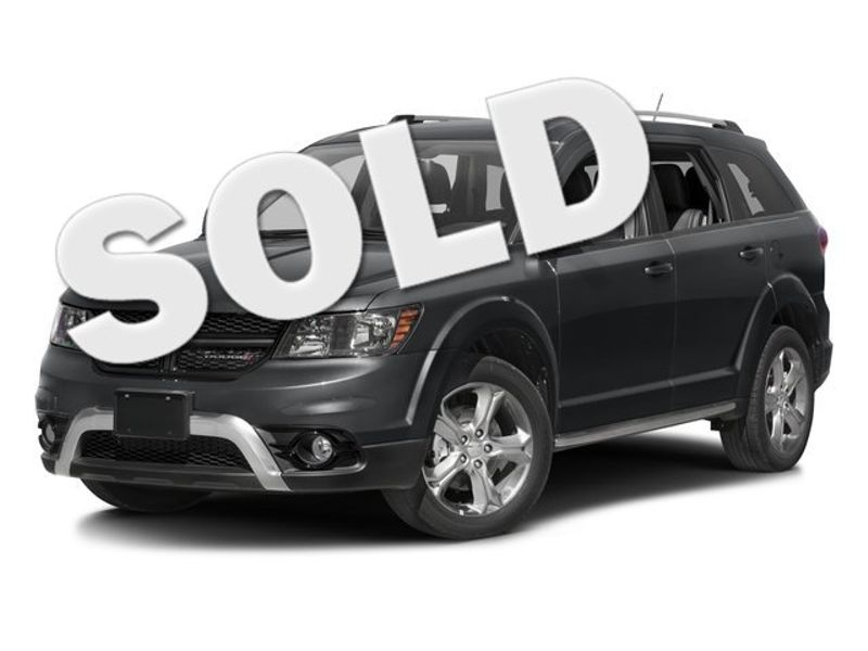 2016 Dodge Journey Crossroad Plus   Texas  Victoria Certified  in , Texas