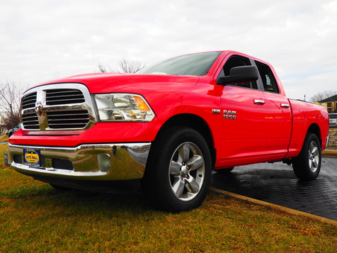 2016 Dodge Ram 1500 Big Horn | Champaign, Illinois | The Auto Mall of Champaign in Champaign, Illinois