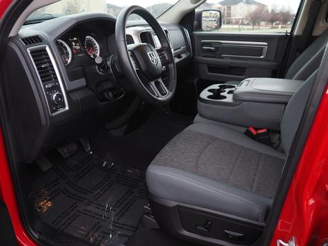 2016 Dodge Ram 1500 Big Horn | Champaign, Illinois | The Auto Mall of Champaign in Champaign, Illinois