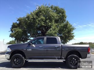 2016 Dodge Ram 1500 Crew Cab Lone Star 5.7L Hemi V8 4X4 | American Auto Brokers San Antonio, TX in San Antonio Texas